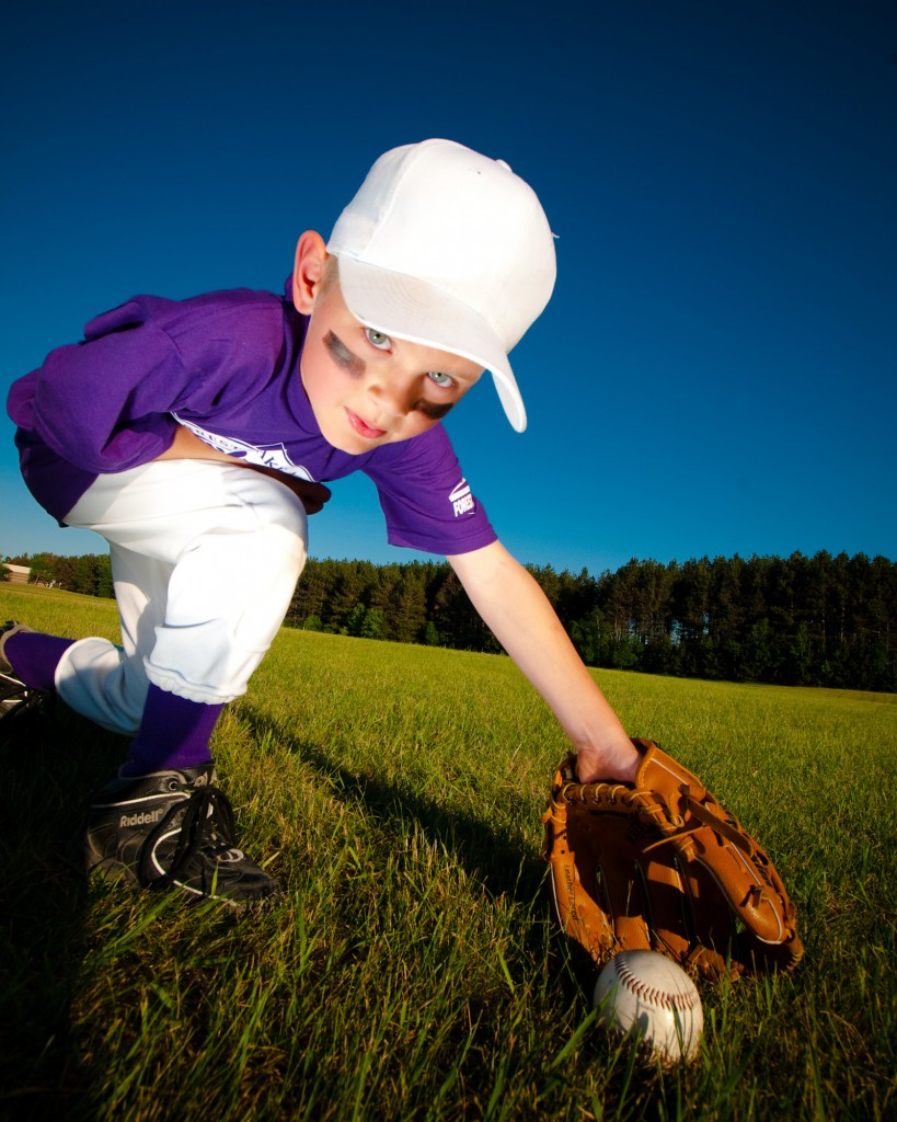 Kids Sports Portrait