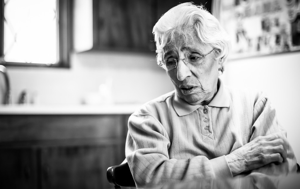 Portrait of elderly woman, Milford ma, photography, black and white portrait