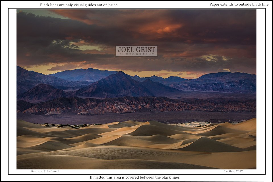 Death Valley, national park, landscape photography, sand dunes, mountains, sky, clouds, moody,
